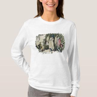 Humbuggingか悪魔1800年を育てること Tシャツ