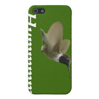 hummmmingハチドリ iPhone 5 case