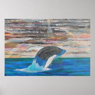 humpbackを破ること ポスター