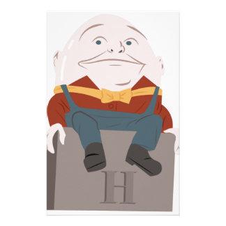 Humpty Dumpty 便箋
