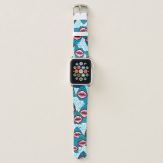 Hungry Sharks Apple Watchバンド