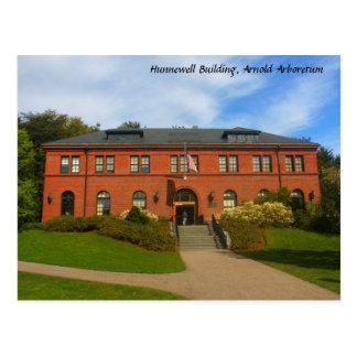 Hunnewellの建物、アーノルドの植物園 ポストカード