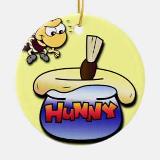 Hunnyの蜂 セラミックオーナメント