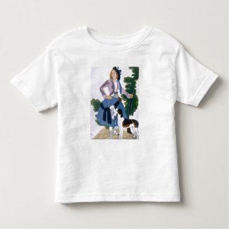 Huntressのためのデザイン、1922年を着せて下さい(色のlith トドラーTシャツ