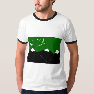 Hunza、パキスタン Tシャツ