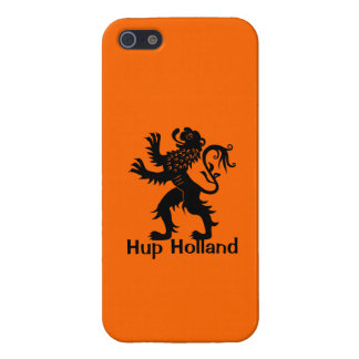 Hupオランダ-オランダのライオン iPhone 5 Cover