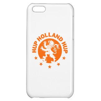 Hupオランダ-編集可能背景色 iPhone5Cカバー