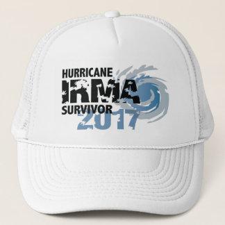 Hurricane Irma Survivor Florida 2017 Hat キャップ