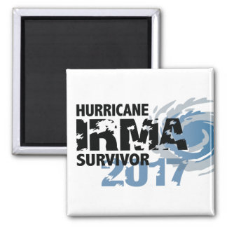 Hurricane Irma Survivor Florida 2017 Magnet マグネット