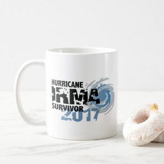 Hurricane Irma Survivor Florida 2017 Mug コーヒーマグカップ