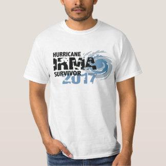 Hurricane Irma Survivor Florida 2017 Shirt Tシャツ
