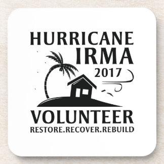 Hurricane Irma Volunteer コースター