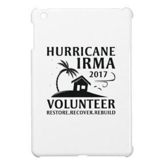 Hurricane Irma Volunteer iPad Mini カバー