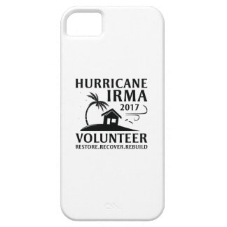 Hurricane Irma Volunteer iPhone SE/5/5s ケース