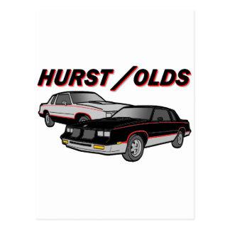 Hurst/Olds ポストカード