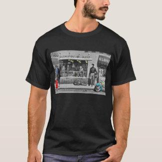 HWY 51の銀 Tシャツ