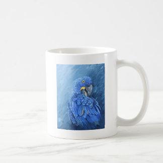 Hyacinthのコンゴウインコ。 あなたのための青いコンゴウインコちょうど コーヒーマグカップ