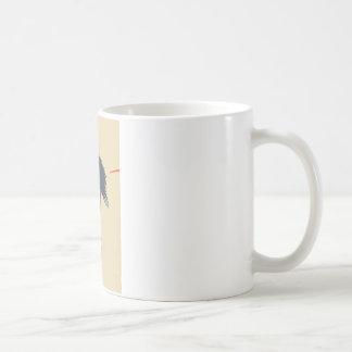 HyacinthのコンゴウインコAltの芸術 コーヒーマグカップ