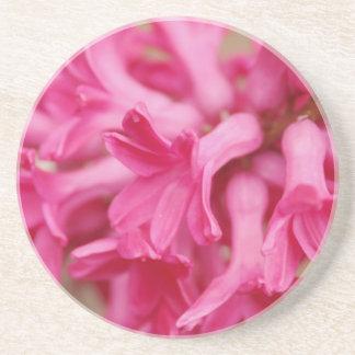 Hyacinthのピンクのコースター コースター
