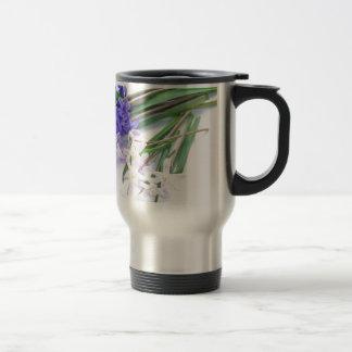 Hyacinth and chionodoxa トラベルマグ