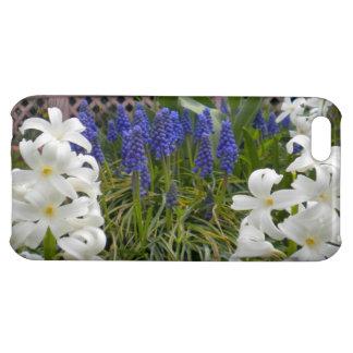 Hyacinth NのMuscariのiPhone 5cケース iPhone5C カバー