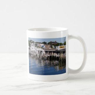 Hyannis港、ケープコッド コーヒーマグカップ