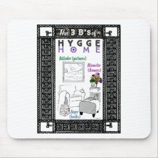 Hyggeの家の3 B's マウスパッド