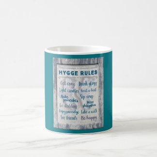 Hyggeの規則 コーヒーマグカップ