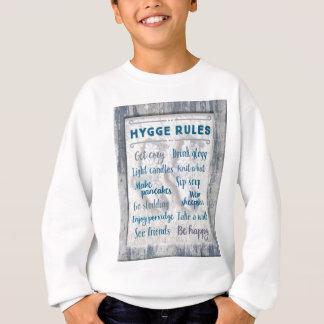 Hyggeの規則 スウェットシャツ