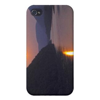 Hynerペンシルバニア上の日没 iPhone 4/4S Case
