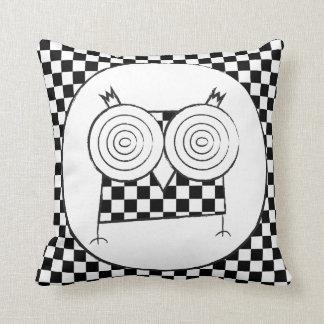 Hypnoのフクロウの枕 クッション