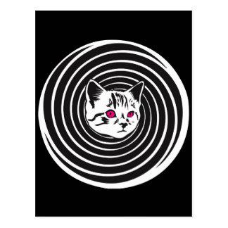 Hypno猫 ポストカード