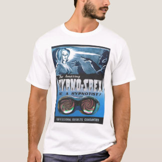 hypno specs tシャツ
