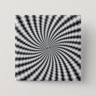 Hypnobutton 5.1cm 正方形バッジ