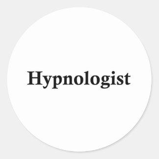 Hypnologist ラウンドシール