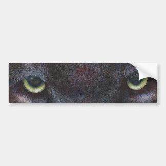 Hyptnotistの目 バンパーステッカー