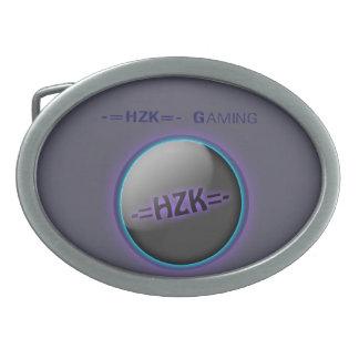 - =HZK=-のベルトの留め金 卵形バックル
