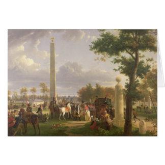 Iつおよび法皇にナポレオンの間で会います カード