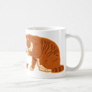 Iつに味、LOL CATがあります コーヒーマグカップ