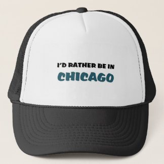 Iつはシカゴにむしろあります キャップ