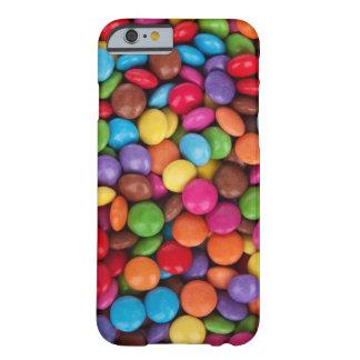 Iの電話のためのカラフルなキャンデーの箱 BARELY THERE iPhone 6 ケース