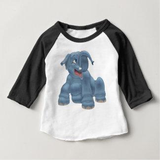 Iウンチは象を好みます ベビーTシャツ