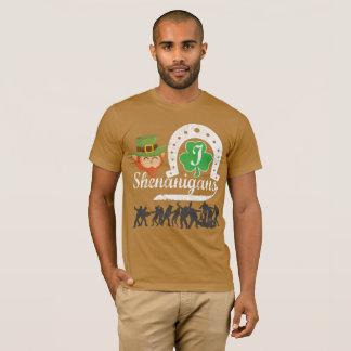 IシャムロックタンShinanigans Tシャツ