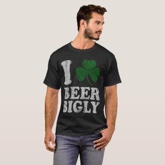 IシャムロックビールBigly Tシャツ