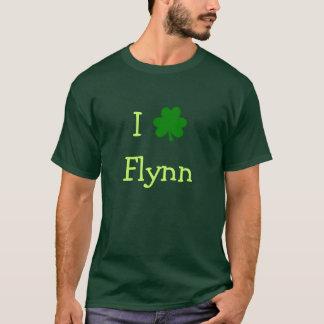 IシャムロックFlynn Tシャツ