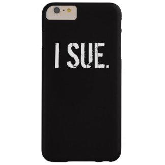 Iスーの携帯電話カバー BARELY THERE iPhone 6 PLUS ケース