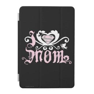 Iハートのお母さんのピンク iPad MINIカバー