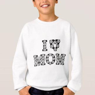 Iハートのお母さん スウェットシャツ