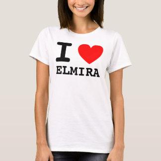 Iハートのエルマイラのワイシャツ Tシャツ