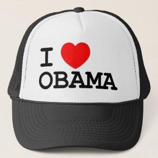 Iハートのオバマの帽子 キャップ